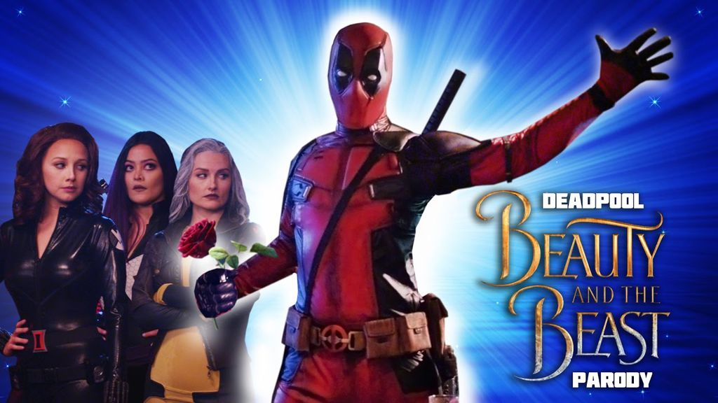 Poster du fanfilm Deadpool Musical