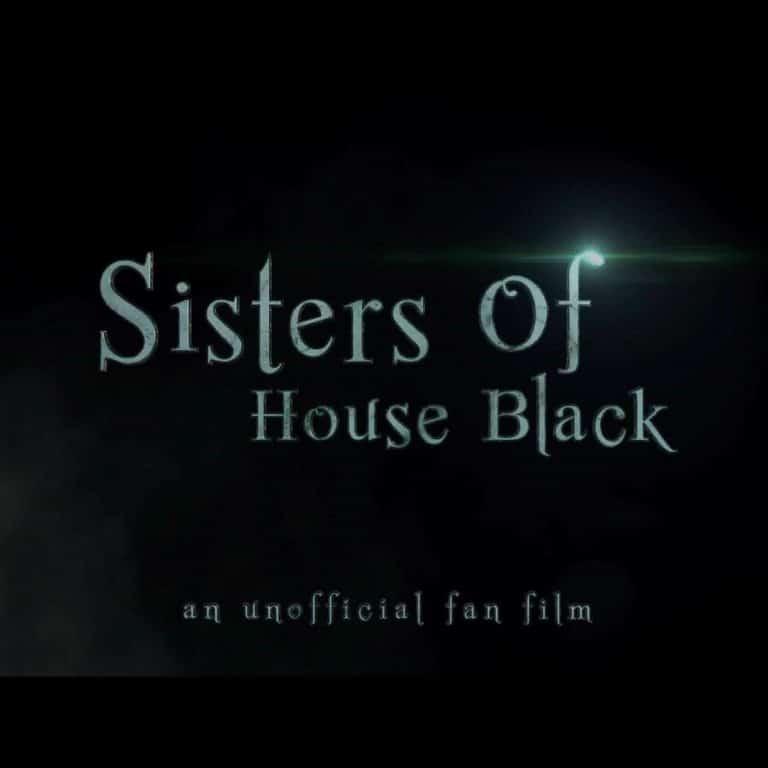 Logo du fanfilm Sisters of House Black.