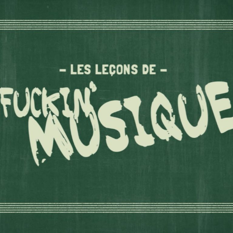 Logo de la chaîne YouTube Fuckin' Musique.