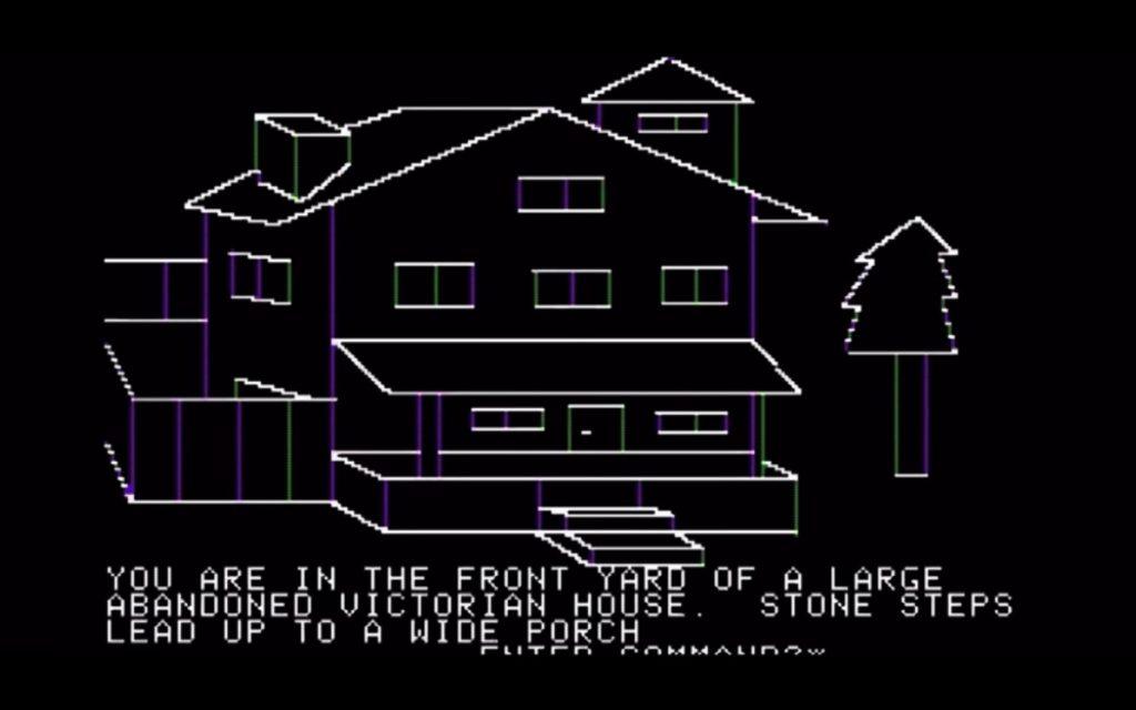 La maison du jeu Mystery House