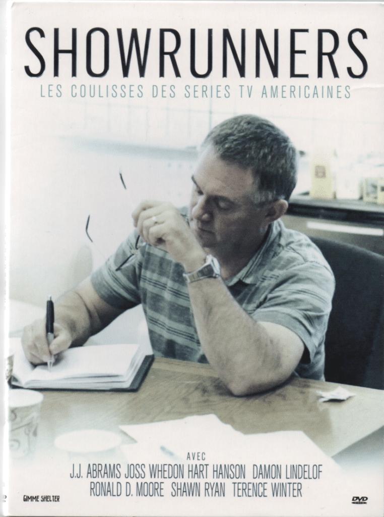 Dvd Showrunners les coulisses des séries tv