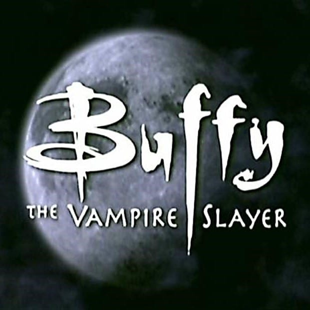 Logo du générique de Buffy