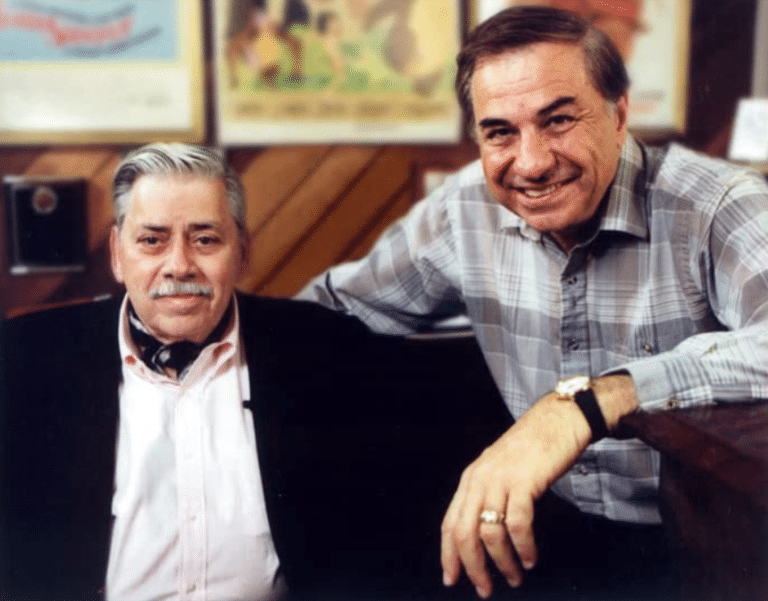 Robert et Richard Sherman