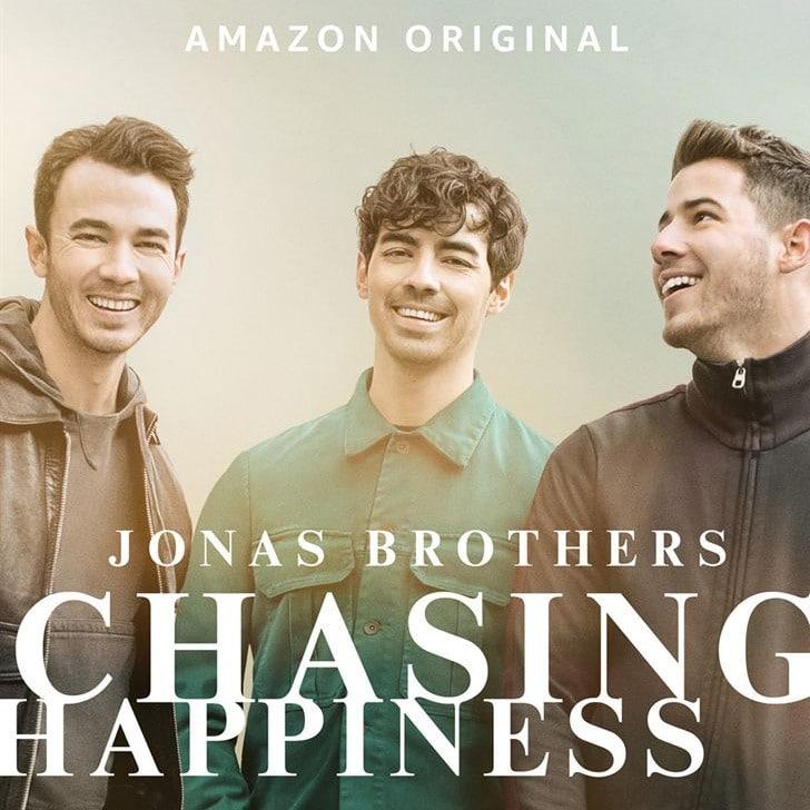 L'affiche de Jonas Brothers le bonheur continue.