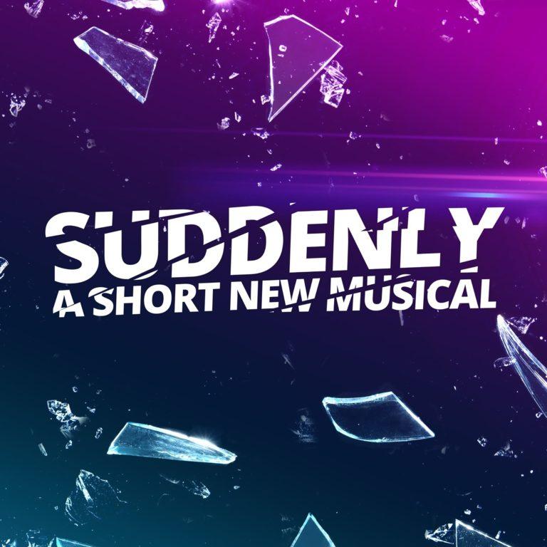 Poster de Suddenly a Short new Musical
